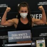 Vanessa Demopoulos, Dana White's Contender Series 28 (DWCS 28)
