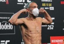 Danny Chavez, UFC