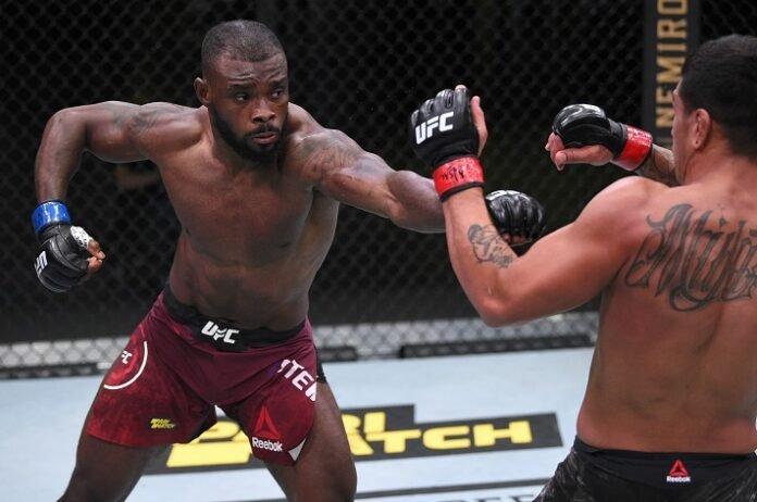 Darren Stewart vs Maki Pitolo, UFC Vegas 6
