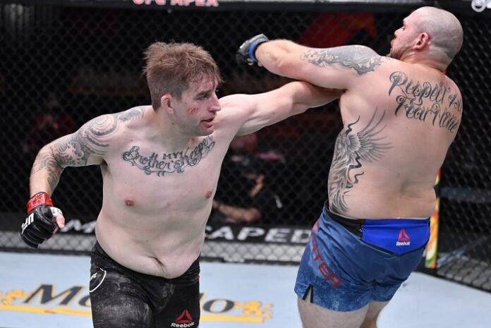 Chris Daukaus vs Parker Porter, UFC 252