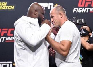 Derrick Lewis vs. Aleksei Oleinik, UFC Vegas 6