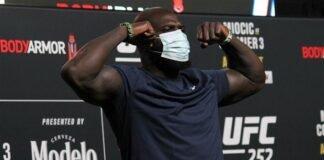Jairzinho Rozenstruik, UFC 252