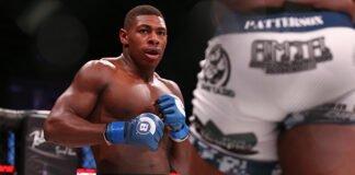 Joaquin Buckley Bellator MMA