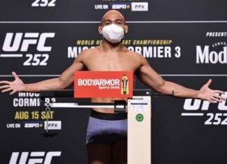 John Dodson UFC