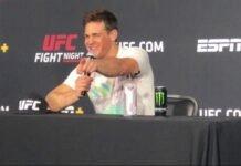 Jordan Wright UFC