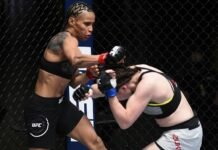 Amanda Lemos and Mizuki Inoue, UFC Vegas 7