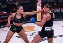 Valerie Loureda, Bellator MMA
