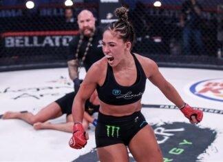 Valerie Loureda Bellator MMA