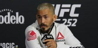 Marlon Vera, UFC 252