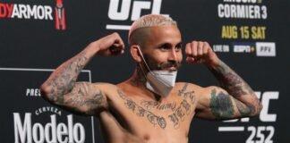 UFC Marlon Vera