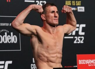 Merab Dvalishvili UFC