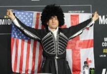 Merab Dvalishvili UFC 252