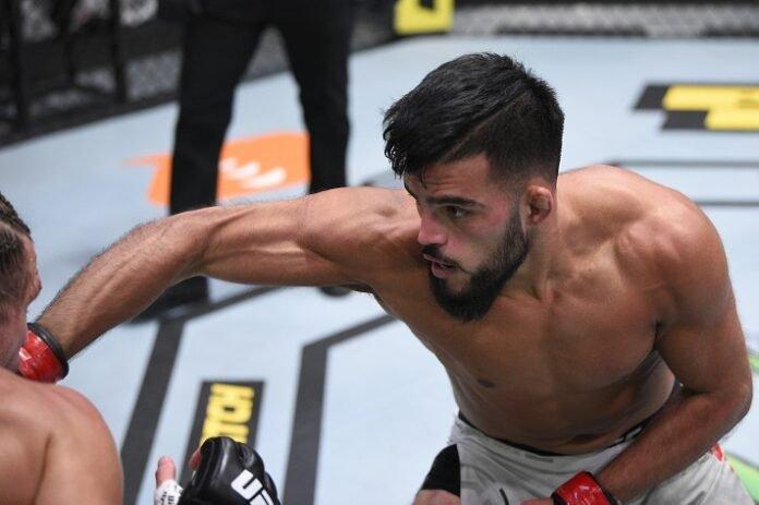 Nasrat Haqparast, UFC Vegas 6