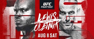 UFC Fight Night 174