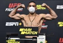 Ricardo Lamas UFC Vegas 8