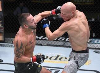 Irwin Rivera and Ali Al Qaisi, UFC Vegas 6