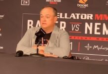 Scott Coker Bellator 244
