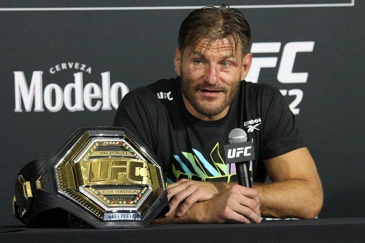 Stipe Miocic, UFC 252