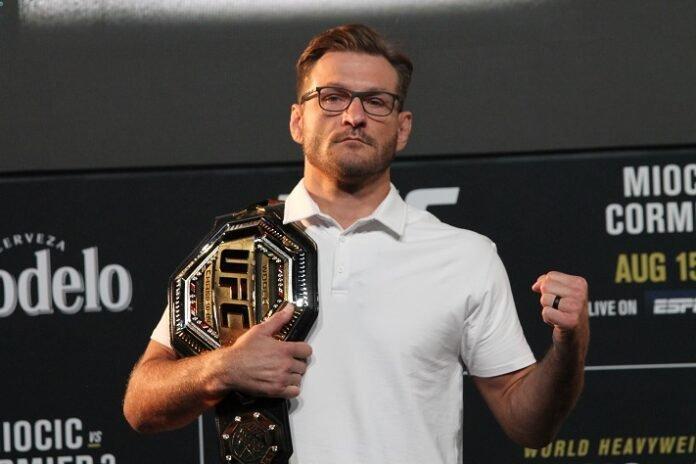 Stipe Miocic UFC