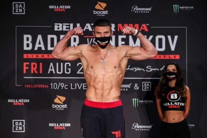 Vadim Nemkov Bellator 244