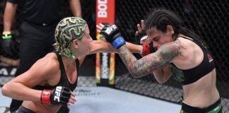 Ashley Yoder vs. Livinha Souza UFC 252