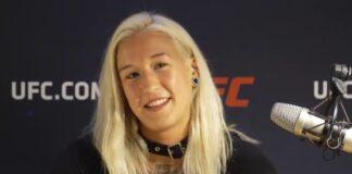 Mariya Agapova UFC