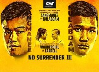 ONE Championship - No Surrender III
