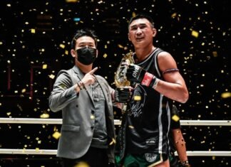 ONE Championship A New Breed III