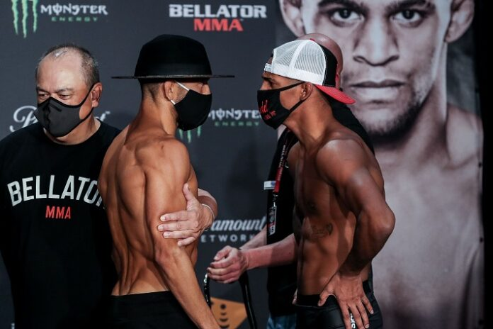 Juan Archuleta and Patrick Mix Bellator 246