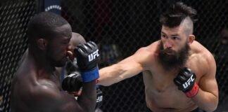 Bryan Barbarena and Anthony Ivy, UFC Vegas 10