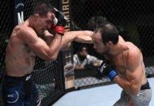 Damon Jackson and Mirsad Bektic, UFC Vegas 11