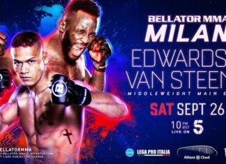 Bellator Euro Series 8 / Bellator Milan