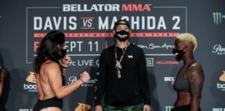 Cat Zingano Gabby Holloway Bellator 245
