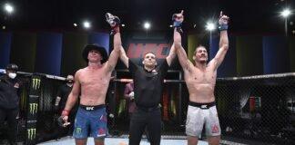Donald Cerrone and Niko Price, UFC Vegas 11