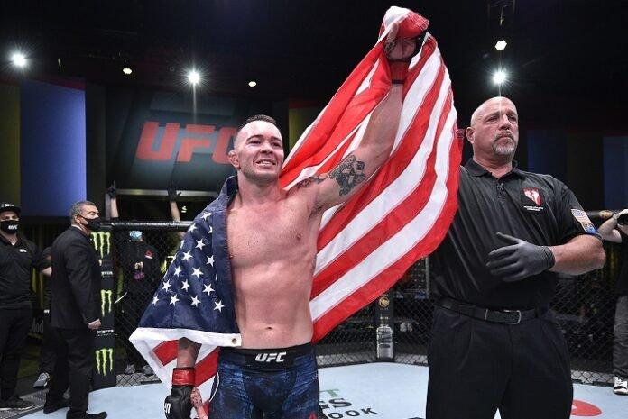 Colby Covington UFC Vegas 11
