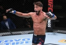 Randy Costa UFC Vegas 11