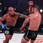 Keoni Diggs vs Derek Campos Bellator MMA