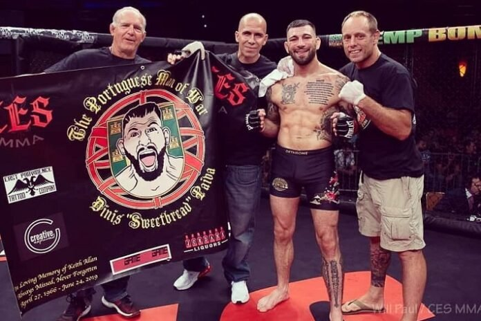 Dinis Paiva CES MMA