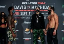 Ed Ruth Taylor Johnson Bellator 245