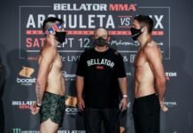 Jon Fitch and Neiman Gracie, Bellator 246