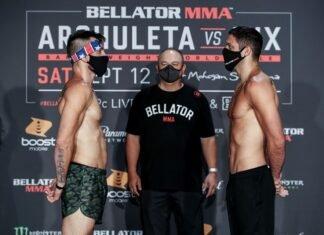 Jon Fitch and Neiman Gracie, Bellator 246