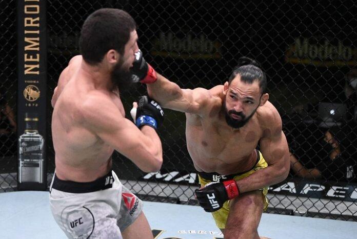 Zelim Imadaev and Michel Pereira, UFC Vegas 9