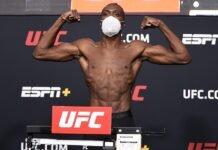 Jalin Turner UFC