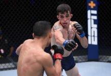Jerome Rivera UFC