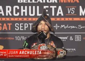 Juan Archuleta Bellator 246