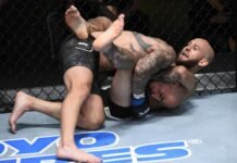 Brian Kelleher and Ray Rodriguez, UFC Vegas 9