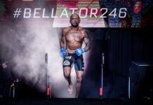 Keoni Diggs Bellator 246