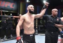 Khamzat Chimaev UFC Vegas 11