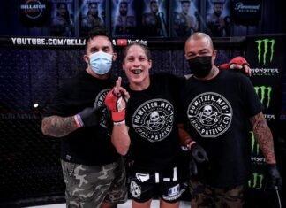 Liz Carmouche Bellator MMA