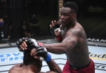 Alonzo Menifield and Ovince Saint Preux, UFC Vegas 9